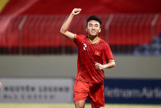 U21 Việt Nam thua đáng tiếc Sinh viên Nhật Bản tại giải U21 quốc tế - 2