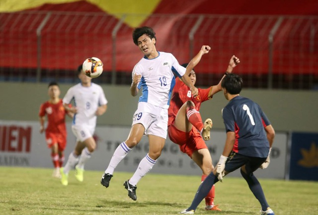 U21 Việt Nam thua đáng tiếc Sinh viên Nhật Bản tại giải U21 quốc tế - 4