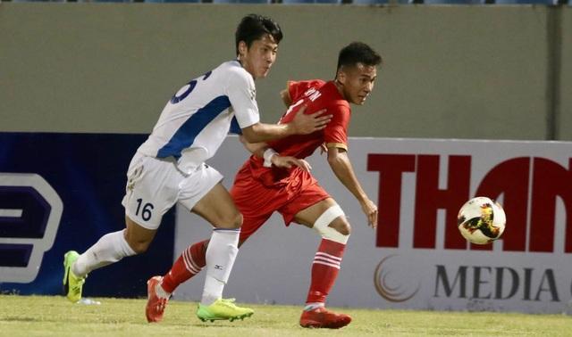 U21 Việt Nam thua đáng tiếc Sinh viên Nhật Bản tại giải U21 quốc tế - 3