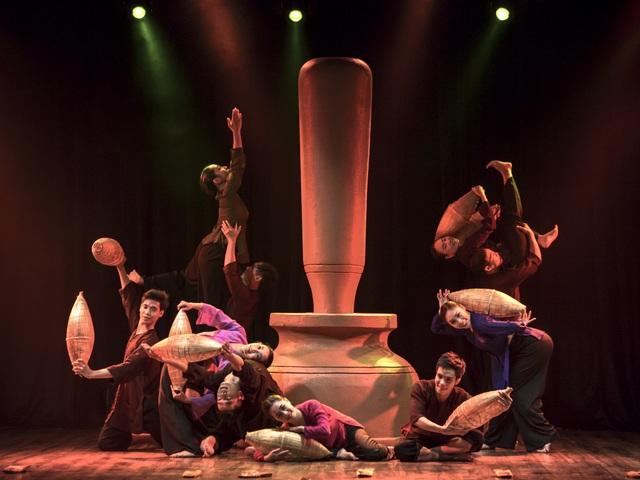 Múa Việt Nam toả sáng trong Lễ hội múa đương đại quốc tế - 3