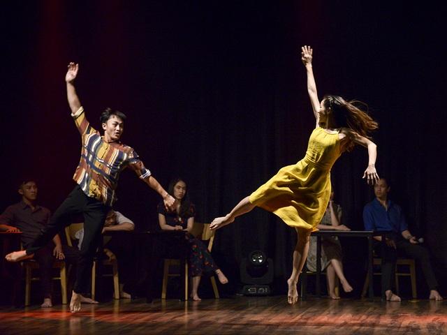 Múa Việt Nam toả sáng trong Lễ hội múa đương đại quốc tế - 4