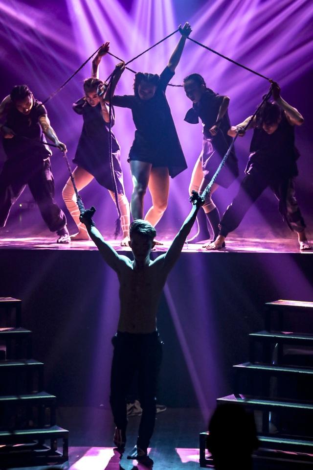 Múa Việt Nam toả sáng trong Lễ hội múa đương đại quốc tế - 5