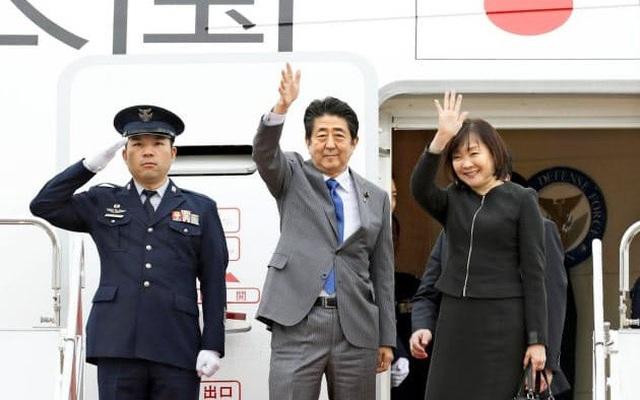 Thủ tướng Nhật Bản phản đối hành động của Trung Quốc ở Biển Đông - 1