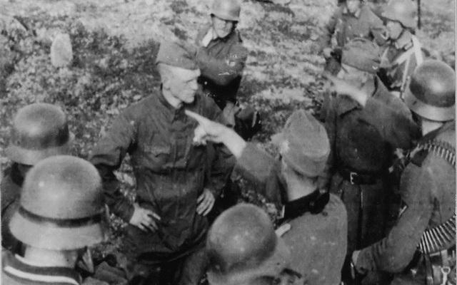 Chuyện 2 lính Nga hiên ngang dưới họng súng xử tử của phát xít Đức - 1