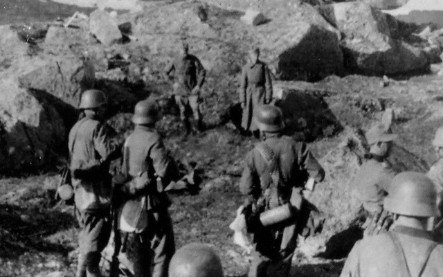 Chuyện 2 lính Nga hiên ngang dưới họng súng xử tử của phát xít Đức - 2