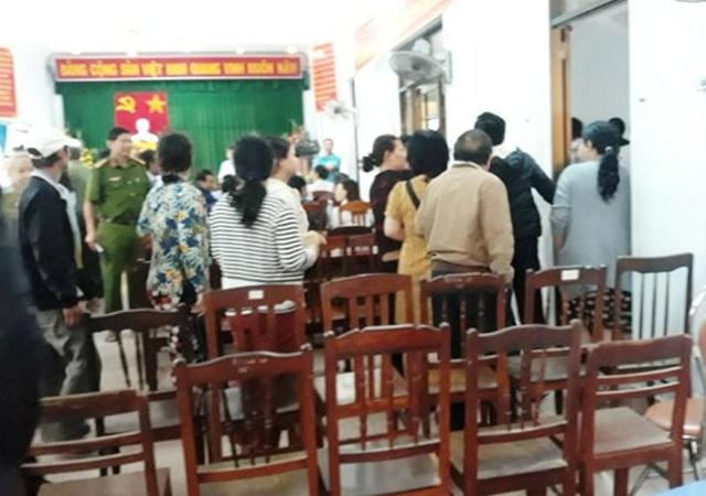 Đối thoại với dân bất thành, Chủ tịch Bình Định dừng dự án thông đường ra biển - 2