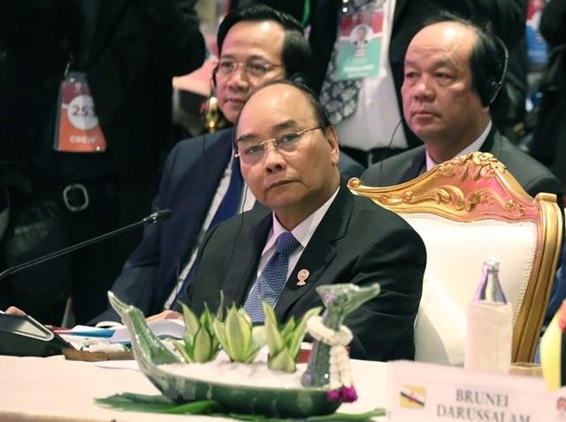Thủ tướng Nguyễn Xuân Phúc dự Hội nghị Cấp cao ASEAN +3 lần thứ 22 - 2