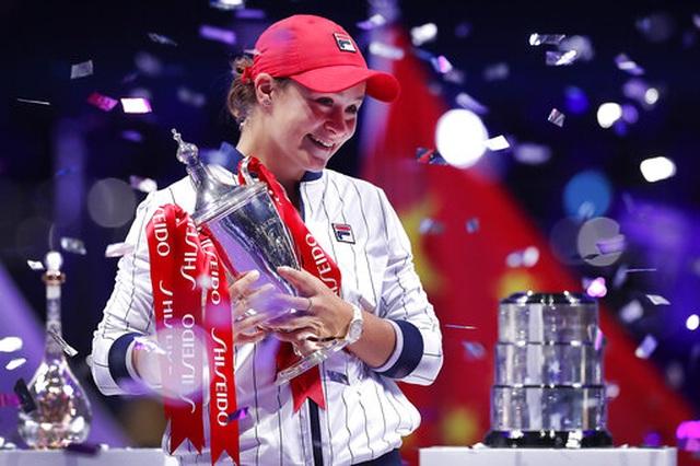 Novak Djokovic lần thứ năm vô địch Paris Masters - 4