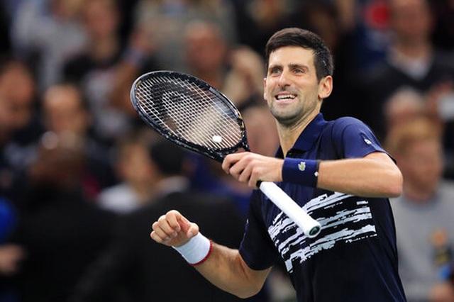 Novak Djokovic lần thứ năm vô địch Paris Masters - 3