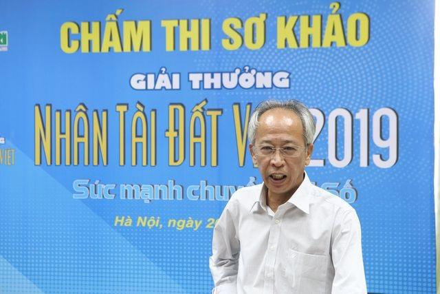 14h30 hôm nay công bố sản phẩm vào chung khảo lĩnh vực CNTT Giải thưởng Nhân tài Đất Việt 2019 - 4