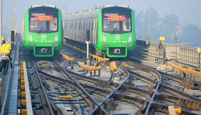 Nghiên cứu thanh tra đường sắt Cát Linh - Hà Đông trong năm 2020 - 1