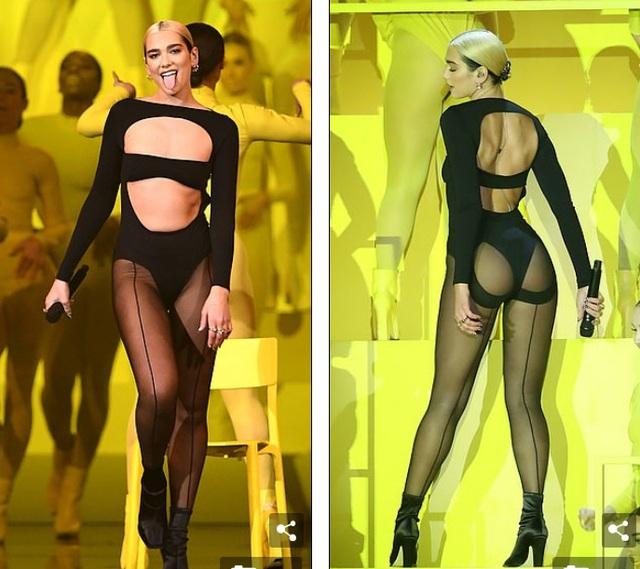 Dua Lipa mặc sốc dự lễ trao giải MTV Châu Âu - 1