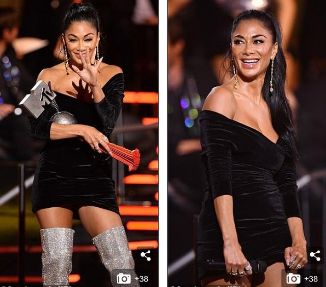 Dua Lipa mặc sốc dự lễ trao giải MTV Châu Âu - 11
