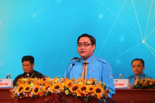 Tiến sĩ Quả cầu vàng làm Phó chủ tịch Hội Liên hiệp Thanh niên TPHCM - 2
