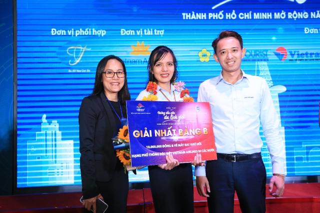 Hướng dẫn viên Lữ hành Saigontourist: Thành công từ chất lượng đào tạo - 2