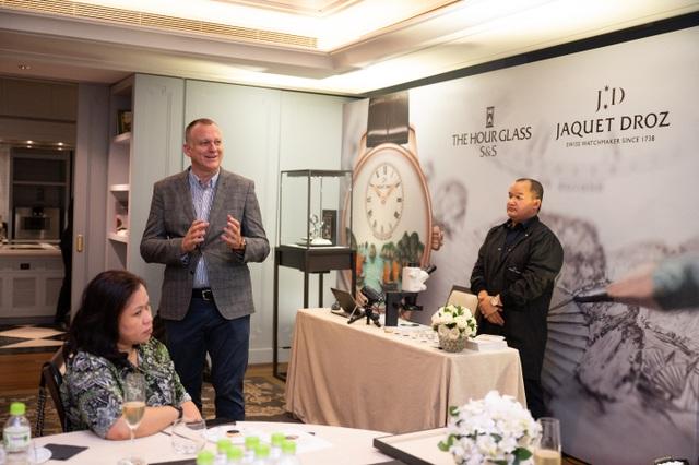 Jaquet Droz ra mắt đồng hồ Vịnh Hạ Long độc bản tại workshop nghệ thuật tiểu họa - 1