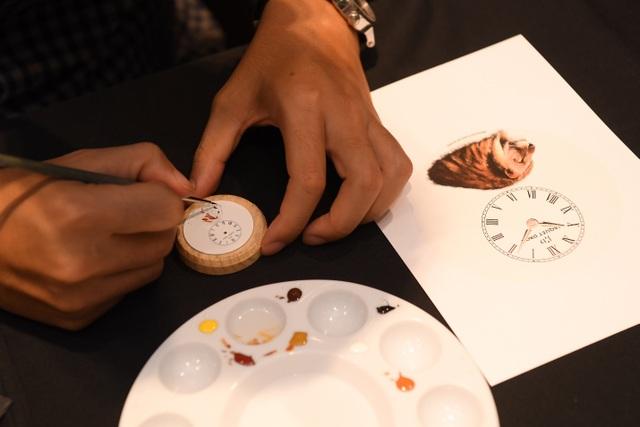 Jaquet Droz ra mắt đồng hồ Vịnh Hạ Long độc bản tại workshop nghệ thuật tiểu họa - 8