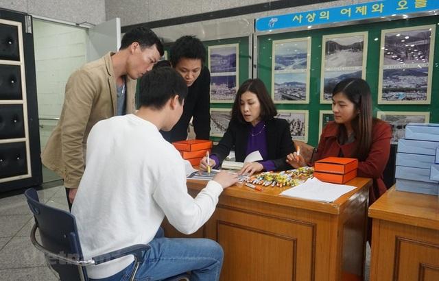 Cơ hội để các lao động Việt Nam tiếp tục trở lại Hàn Quốc làm việc - 1