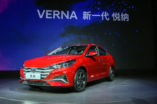 Hyundai Accent tại Trung Quốc giá khởi điểm tương đương từ 240 triệu đồng - 6