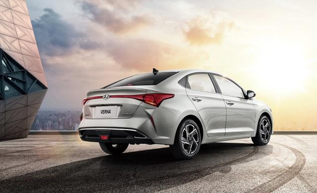 Hyundai Accent tại Trung Quốc giá khởi điểm tương đương từ 240 triệu đồng - 7