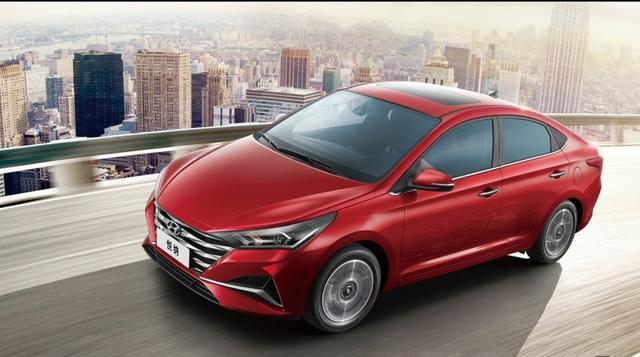 Hyundai Accent tại Trung Quốc giá khởi điểm tương đương từ 240 triệu đồng - 8