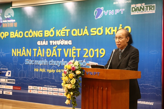 19 sản phẩm xuất sắc lĩnh vực CNTT lọt vào vòng Chung khảo Nhân tài Đất Việt 2019 - 1