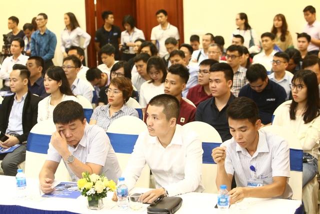 19 sản phẩm CNTT lọt vào vòng Chung khảo Nhân tài Đất Việt 2019 - 4
