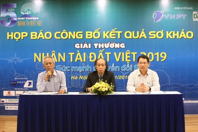 19 sản phẩm CNTT lọt vào vòng Chung khảo Nhân tài Đất Việt 2019 - 6