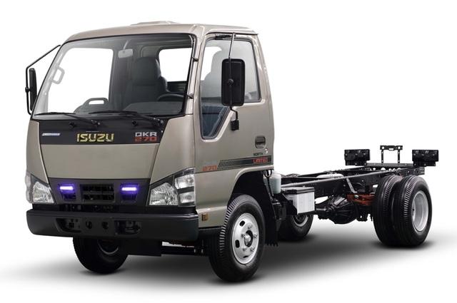 Isuzu Việt Nam tiên phong sản xuất xe tải phù hợp từng vùng miền - 2