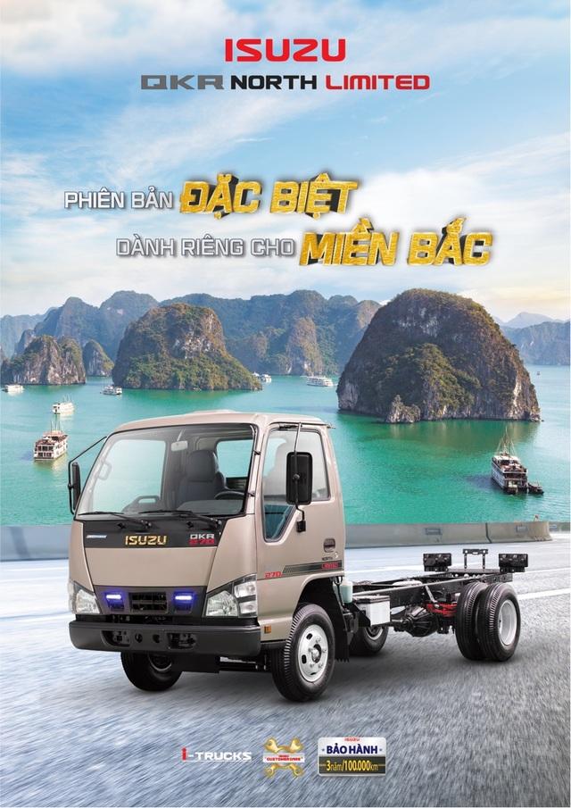 Isuzu Việt Nam tiên phong sản xuất xe tải phù hợp từng vùng miền - 3