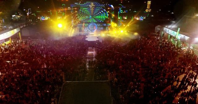 Đổ bộ xứ Thanh, Lễ hội Bia Hà Nội mang đến trải nghiệm cực chất - 2