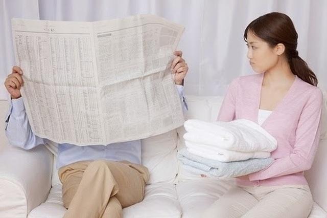 Mệt mỏi vì chồng thất nghiệp, ở nhà ăn bám vợ - 1