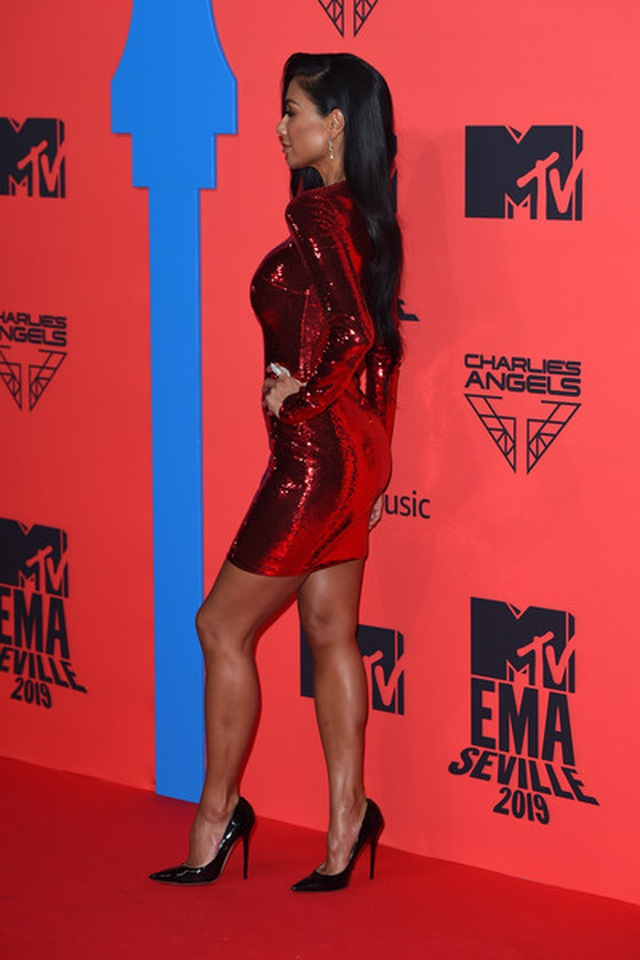 Ca sĩ Nicole Scherzinger đẹp bốc lửa ở tuổi 41 - 4