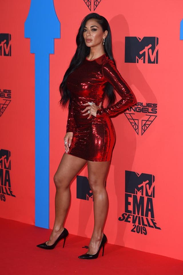 Ca sĩ Nicole Scherzinger đẹp bốc lửa ở tuổi 41 - 3