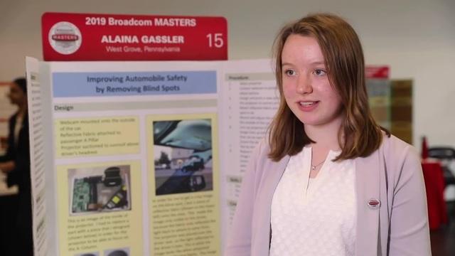 Phát minh của cô bé 14 tuổi cứu hàng triệu người đi xe hơi - 2