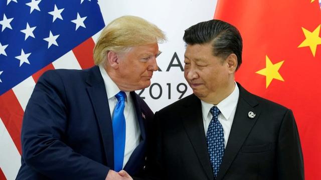 Ông Trump nói Trung Quốc sẽ sớm trả lại Mỹ 100 tỷ USD - 1
