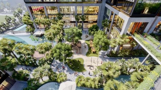 Sắp triển khai tổ hợp Homes Resort thiết kế chuyên biệt cho gia đình có trẻ em tại TP HCM - 1