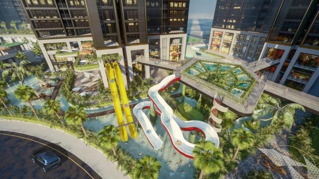 Sắp triển khai tổ hợp Homes Resort thiết kế chuyên biệt cho gia đình có trẻ em tại TP HCM - 2