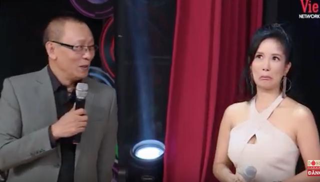"""MC Lại Văn Sâm """"tố"""" diva Hồng Nhung từng """"làm lố"""" phá nát kịch bản truyền hình - 5"""
