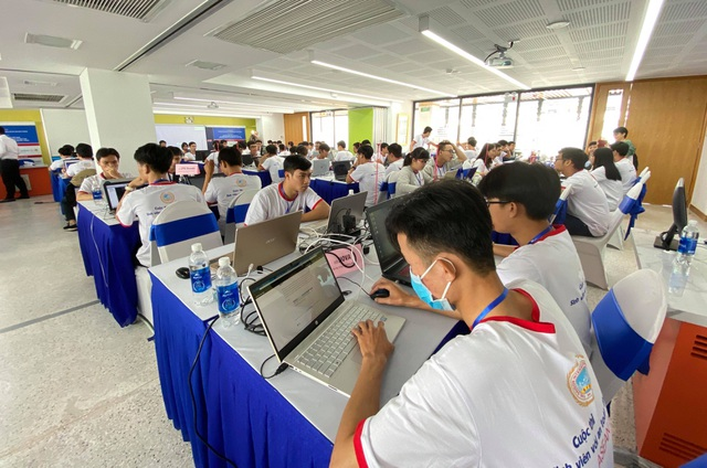 Sinh viên 32 trường đại học thi An toàn thông tin ASEAN - 1