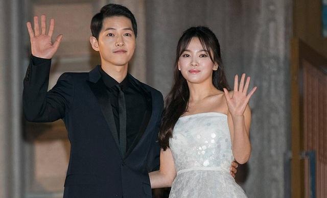 Song Hye Kyo vượt xa chồng cũ trong bảng xếp hạng nghệ sĩ được yêu thích - 1