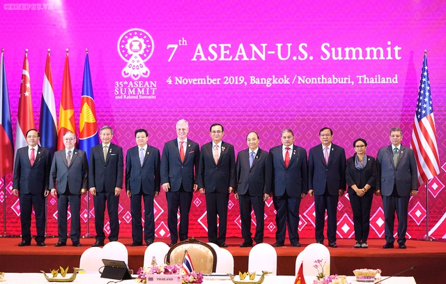 Lập trường về Biển Đông được khẳng định tại hội nghị cấp cao ASEAN – Hoa Kỳ - 1
