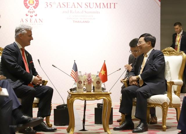 Tổng thống Trump mong muốn tiếp tục tăng cường quan hệ với Việt Nam - 1