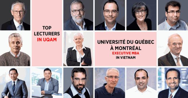 Học chương trình thạc sĩ điều hành cấp cao (UQAM EMBA) của trường top 6 Canada - 2