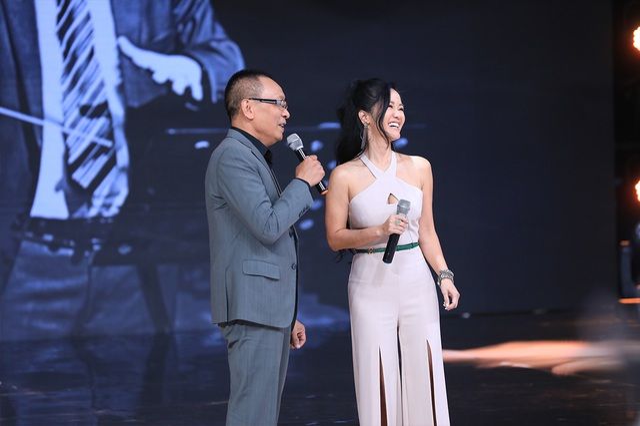 """MC Lại Văn Sâm """"tố"""" diva Hồng Nhung từng """"làm lố"""" phá nát kịch bản truyền hình - 2"""