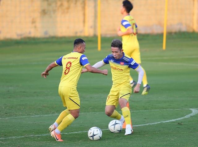Đấu nội bộ, đội tuyển Việt Nam vẫn không thắng được đội U22 - 1