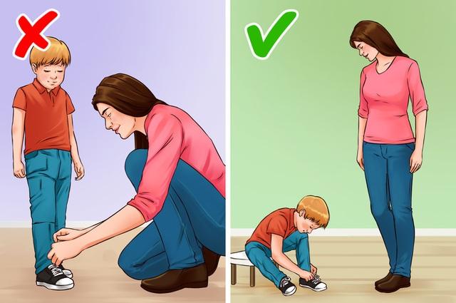 10 điều cha mẹ nên làm để giúp con trưởng thành - 1