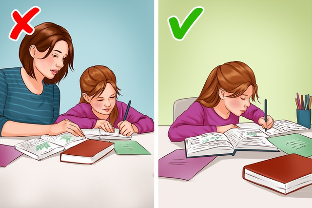 10 điều cha mẹ nên làm để giúp con trưởng thành - 3