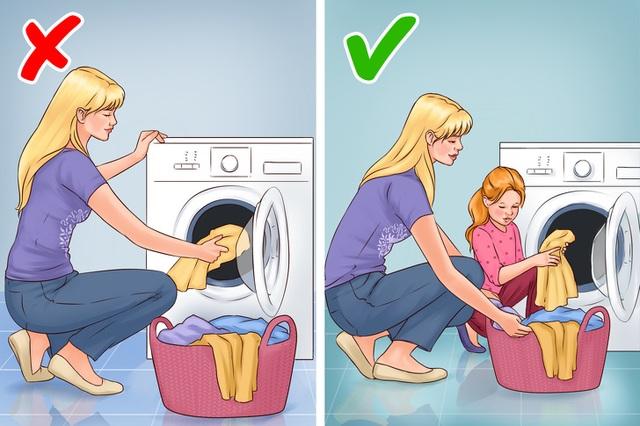 10 điều cha mẹ nên làm để giúp con trưởng thành - 5