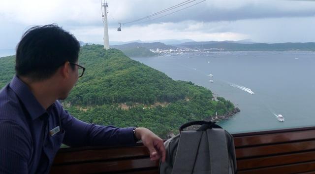 Trải nghiệm cáp treo vượt biển dài nhất thế giới ở Phú Quốc - 12